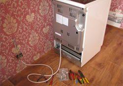 Подключение электроплиты. Орловские электрики.