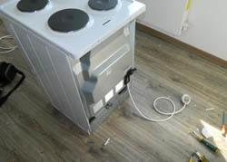 Установка, подключение электроплит город Орёл