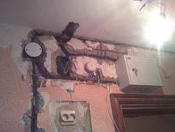 Замена электропроводки в Орле
