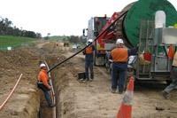 Прокладка силового кабеля в Орле. Электромонтаж